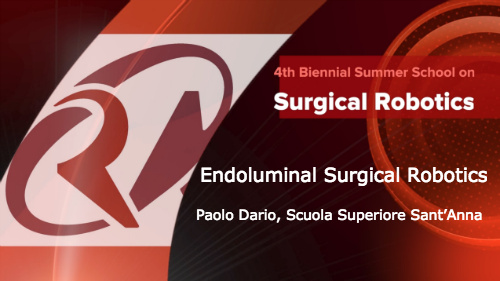Surgical Robotics: Endoluminal Surgical Robotics