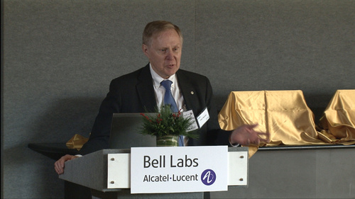 Bell Labs Milestone Ceremony: Do You Have an Idea for an IEEE Milestone