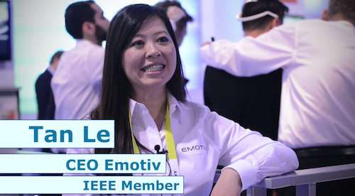 CES 2015 DAY 1: TAN LE AND MIND-CONTROL TECHNOLOGY