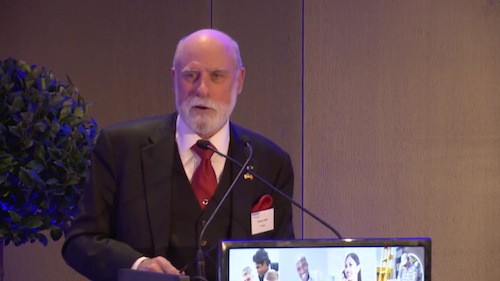 IEEE Summit on Internet Governance 2014: Keynote - Dr. Vinton Cerf