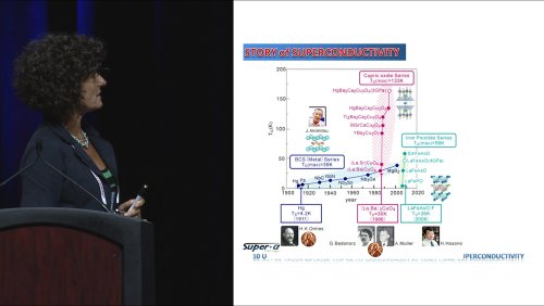 ASC-2014 10 Years beyond the 50th Anniversary of High Field Superconductivity: 9 of 9 - Marina Putti