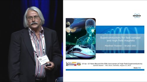 ASC-2014 10 Years beyond the 50th Anniversary of High Field Superconductivity: 5 of 9 - Manfred Thoener