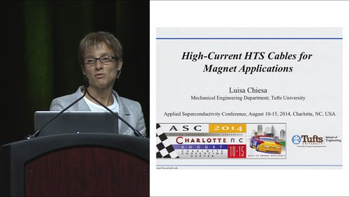 High-current HTS cables for magnet applications - ASC-2014 Plenary series - 8 of 13 - Thursday 2014/8/14