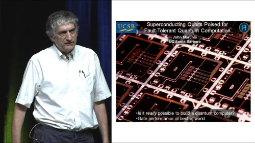 Quantum Computation - ASC-2014 Plenary series - 4 of 13 - Tuesday 2014/8/12
