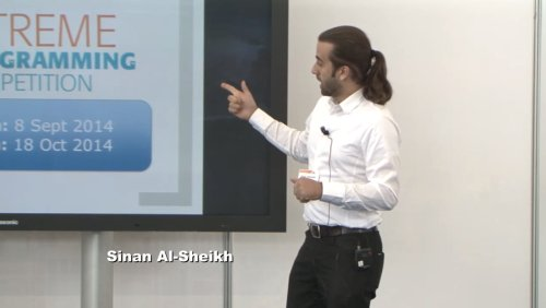 Ignite! Session: Siman Al-Shiek
