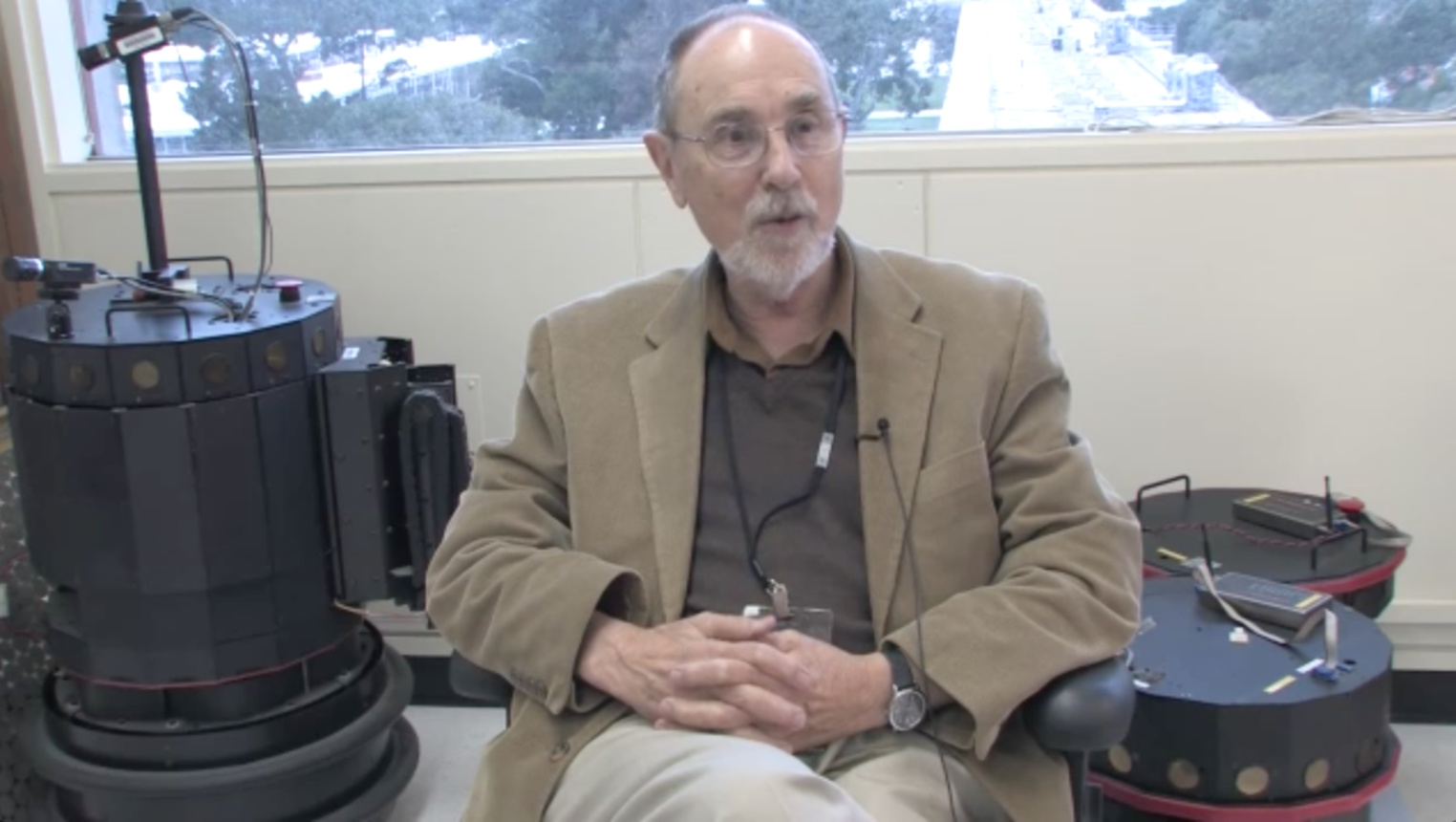 Robotics History: Narratives and Networks Oral Histories:Bob McGhee