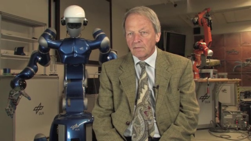 Robotics History: Narratives and Networks Oral Histories:Gerd Hirzinger