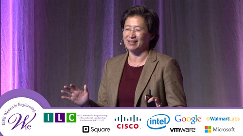 WIE ILC 2015: Believe, Success and Enable a Keynote by AMD CEO Lisa Su