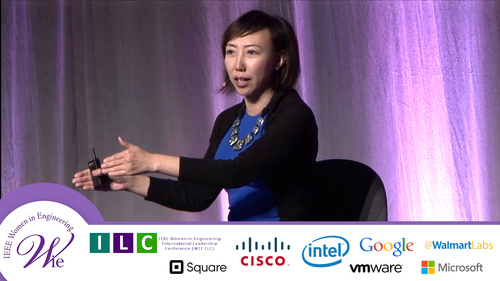 WIE ILC 2015: Following Your Career North Star a Keynote with VMWare's Yanbing Li