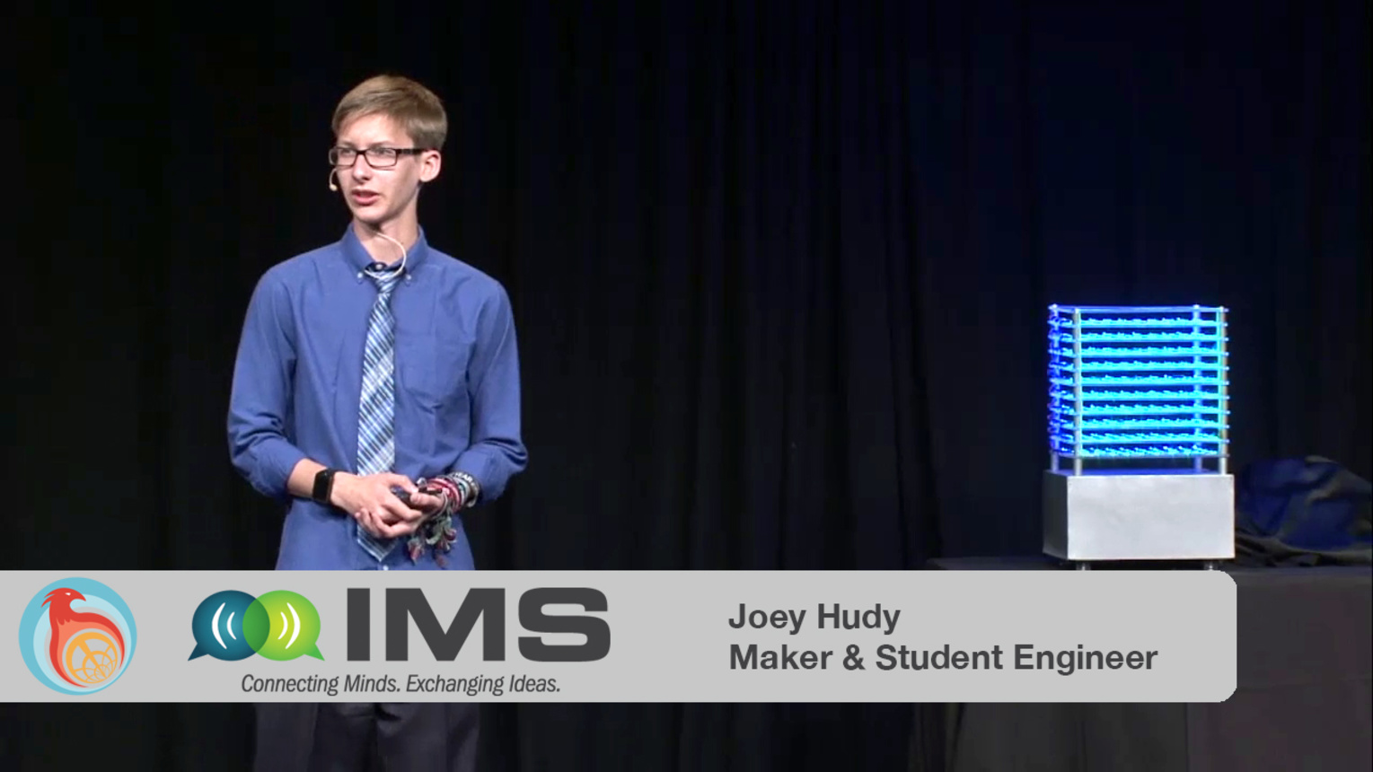 IMS 2015 Keynote: Don't be bored - create something!