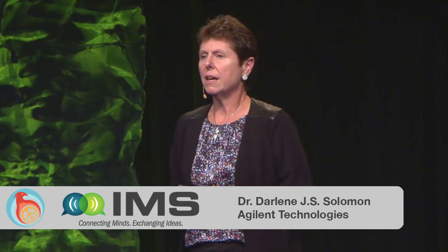 IMS 2015 Keynote: The Century of Biology is Great for Engineering