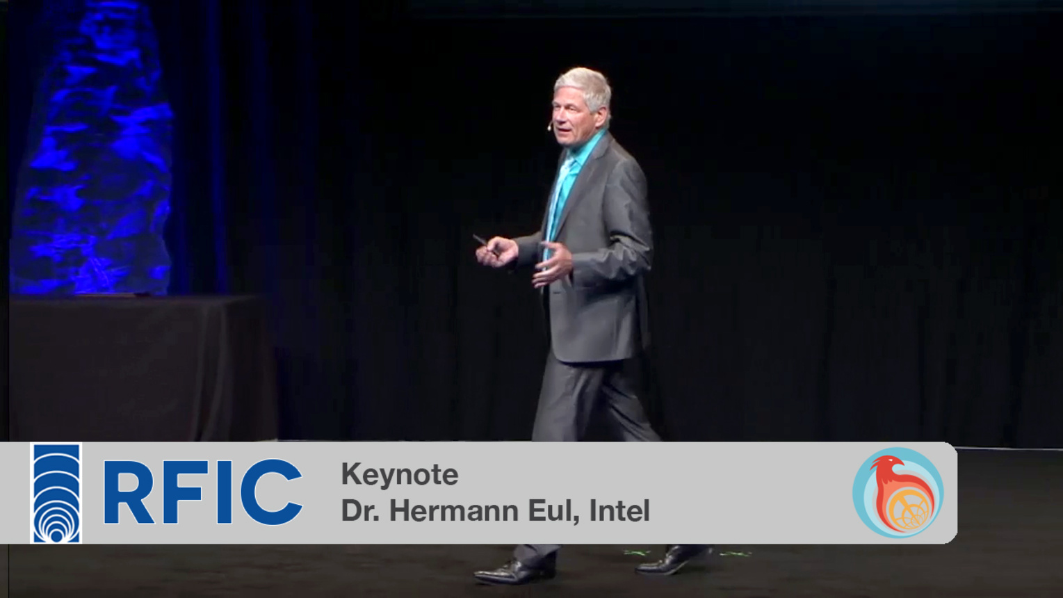 RF as the Differentiator (RFIC 2015 Keynote)
