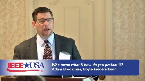 Who Owns What and How Do You Protect It? - IEEE USA