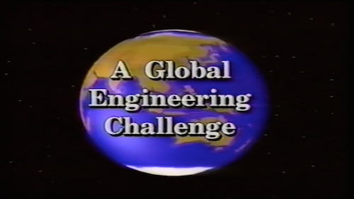 A Global Engineering Challenge