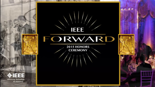 2015 IEEE Honors Ceremony