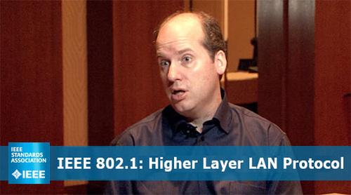 802.1: Higher Layer LAN Protocols