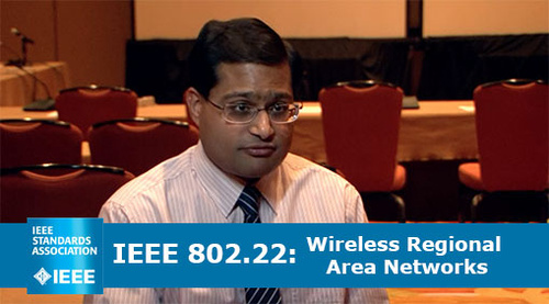802.22: Wireless Regional Area Networks