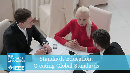 Standards Education: Creating Global Standards (English)