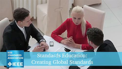 Standards Education: Creating Global Standards (English)