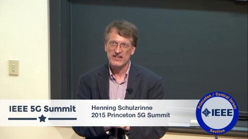 Princeton 5G Summit - Henning Schulzrinne Keynote - Learning From Our Mistakes