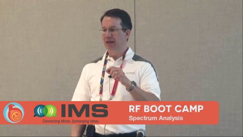 Spectrum Analysis: RF Boot Camp