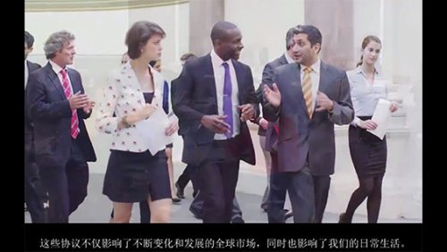 Standards Education: Creating Global Standards (Chinese subtitles)
