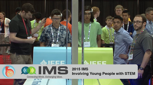 IMS: Involving Young People In STEM