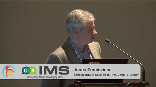IMS 2015: Jonas Zmuidzinas - John Tucker Special Tribute - The High-Frequency Limits of SIS Receivers