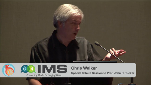 IMS 2015: Chris Walker - John Tucker Special Tribute - SuperCam: A 64 Pixel SIS Receiver Array for Submillimeter-wave Astronomy
