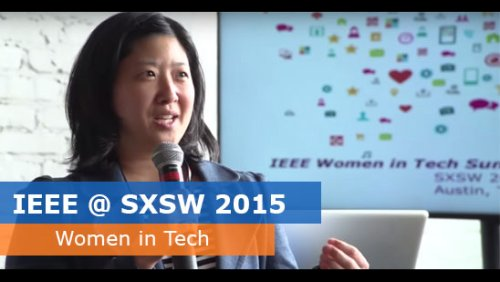IEEE @ SXSW 2015 - Women in Technology Summit