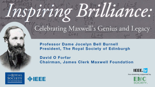 Inspiring Brilliance: Celebrating the Legacy of James Clerk Maxwell