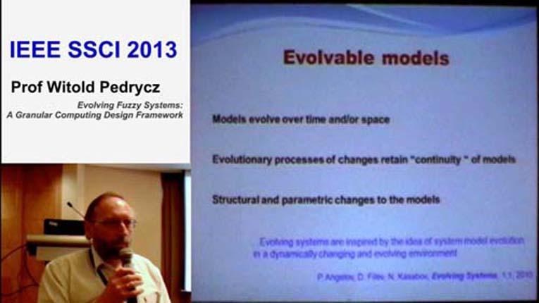 Evolving Fuzzy Systems: A Granular Computing Design Framework