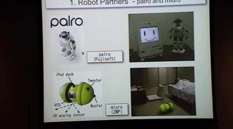 Honghai Liu - Towards a Unified Framework for Intelligent Robotics
