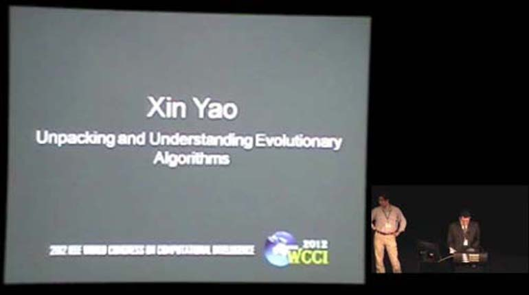 Xin Yao - Unpacking and Understanding Evolutionary Algorithms
