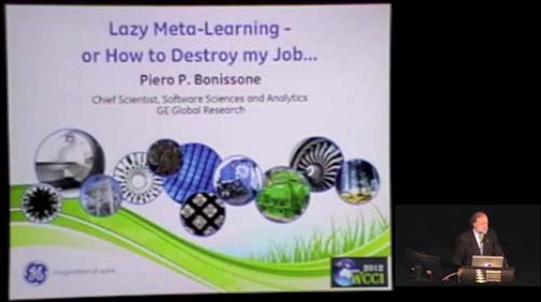 Piero P Bonissone -  Lazy Meta-Learning - Creating Customized Model Ensembles on Demand
