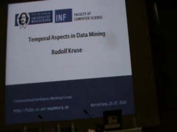 Temporal Aspects in Data Mining 1