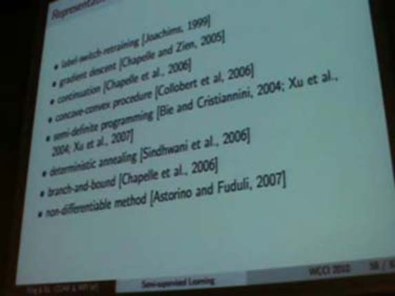 Basics and Advances in Semi-supervised Learning 3