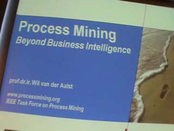 Process Mining: Beyond Business Intelligence 1