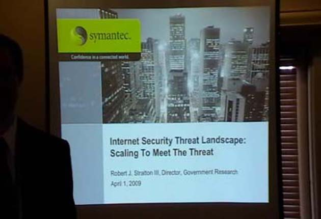 Internet Security Threat Landscape: Scaling to Meet the Threat (2)