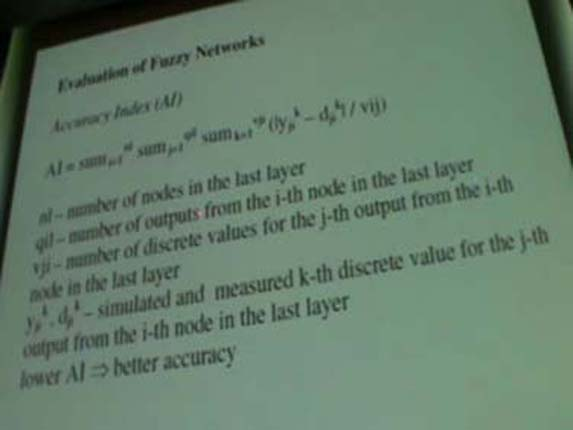 Fuzzy Networks: Theory and Applications 2