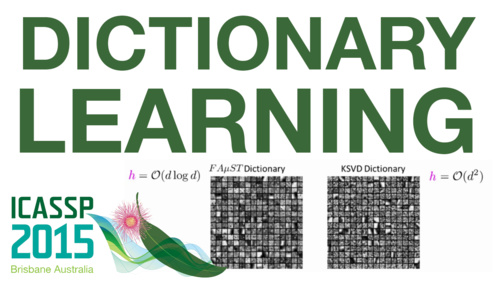 Dictionary Learning: Principles, Algorithms, Guarantees