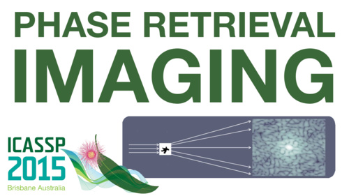Phase Retrieval with Application to Optical Imaging