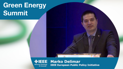 IEEE Green Energy Summit 2015: Keynote & Opening Remarks
