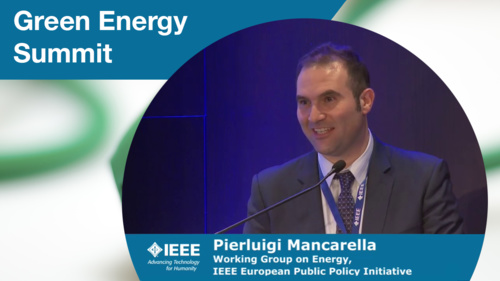 IEEE Green Energy Summit 2015: Closing Remarks