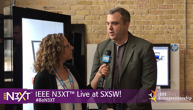 IEEE N3XT @ SXSW 2016: Brian Garsson, Cielo Private Equities