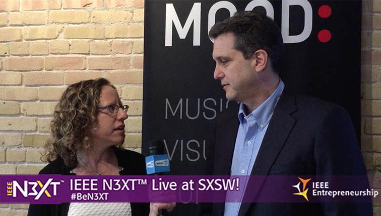 IEEE N3XT @ SXSW 2016: Ross Garsson, Greenberg Traurig