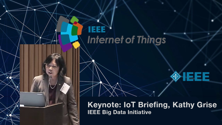 IoT Briefing: IEEE Big Data Initiative - WF-IoT 2015