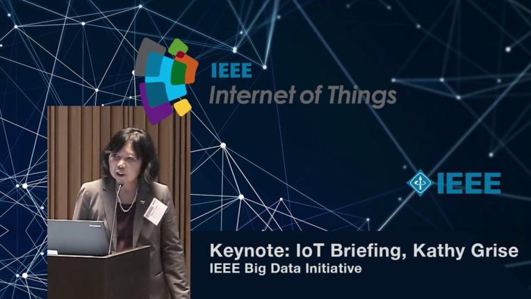 IoT Briefing: IEEE Big Data Initiative - WF-IoT 2015