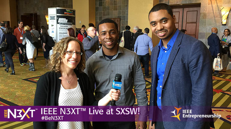 IEEE N3XT @ SXSW 2016: Ivan Gaskin and Troy Nunnally, Reflect