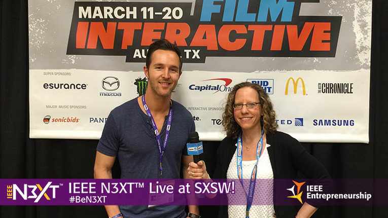 IEEE N3XT @ SXSW 2016: Devon Ryan, Lion Mobile
